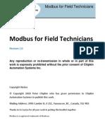 Modbus for Field Technicians