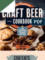 The American Craft Beer Cookbook — Sneak Peek