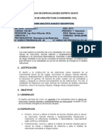 Programa Analitico Estructuras i 2013 A