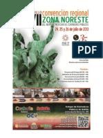 Convencion Regional Noreste de Contadores Publicos 24-26 Julio