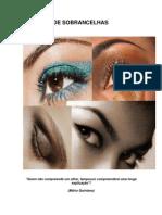Apostila Designer de Sobrancelhas Rosane