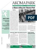 Takoma Park Newsletter - July 2013
