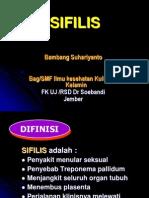 KULIAH Syphilis_AIDS 2007_Bambang Suhariyanto