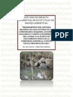 Agua Potable Sabanilla
