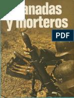San Martin Libro Armas 22 Granadas y Morteros