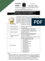 Panduan Dauroh Madinah Juni 20131(1)