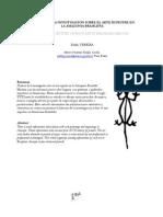 Artigo25 IFRAO2009