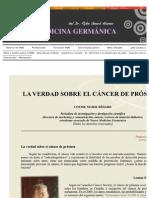 Cáncer de próstata - MaterialdeNMG