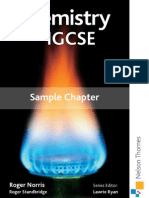 Igcse Chemistry Sample Chapter