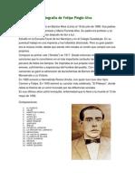 Biografía de Felipe Pinglo Alva