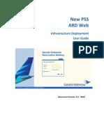 ARDW Infrastructure Deployment for GA User v.1
