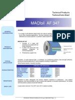 Aluminium Foil Af347