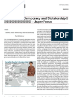 Burma-2012-Democracy-and-Dictatorship_Bertil Lintner.pdf