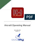 DC-9 Classic - Aircraft Operating Manual.pdf
