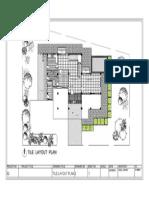 Tile Layout Plan