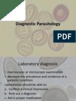 Diagnostic Parasitology