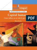 Capital Humano (eBook)
