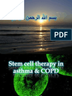 Stem Cell Therapy in Asthma