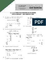 8va. Practica Algebra