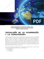 Tecnología de la Información y la Comunicación y su Aplicación a la Gerencia