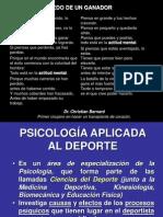 Psicologia Del Deporte II