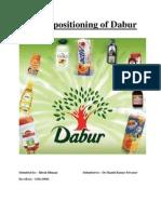 Brand Managment the Repositioning of Dabur
