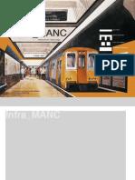 Infra MANC Catalogue