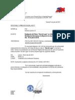 OFICIO MULT. N°085 - DÍA DEL LOGRO