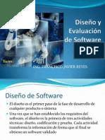 Diseño y Evaluación de Software