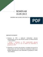 seminar 18.09.2012