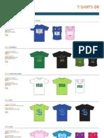 T-shirts Aasul 2009