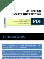 AGENTES_ANTIARRITMICOS