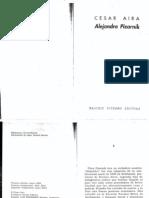 Aira -Alejandra Pizarnik