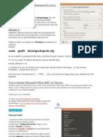 Manual Ubuntu 12