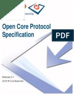 OpenCorePOCProtocolSpecification2.1