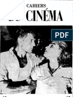 Cahiers du Cinema No. 63