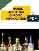 Ethanol Intoxication1
