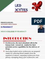 resealed erythrocytes