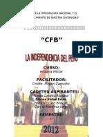 Monografia La Independencia Del Peru