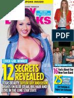 Study Breaks Magazine- July 2013, SA