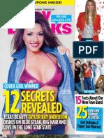 Study Breaks Magazine- July 2013, SM