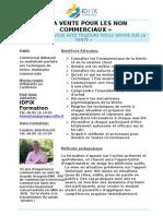 La Vente Pour Les Non Commerciaux - Formation Commerciale