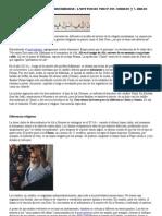 Entendiendo la religión musulmana_ Diferencias entre los Sunitas y Chiítas - Los cuadernos azul y marrón