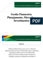 2 Encontros Cooperativos Gestao Financeira