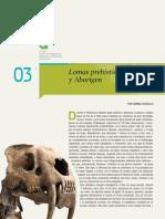CITAB 03 Prehistoria y Cultura Nativa de Lomas de Zamora