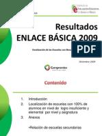 Enlace 2009 Edomex Resultados Desfavorables Solo Secundaria