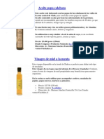 Aceite Pepa Calabaza