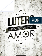 eBook Lutero Fe Opera Amor Spurgeon