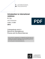 Mingst international relations pdf of karen essentials