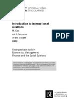 Mingst international relations pdf of karen essentials